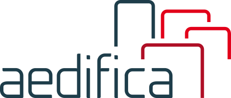 Logo Aedifica